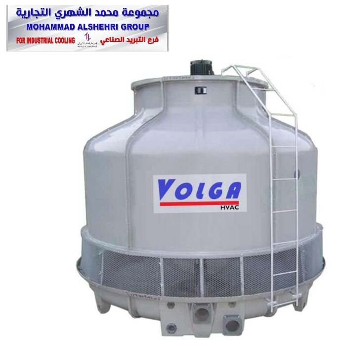 FRP Cooling Tower (Bottle Type)
