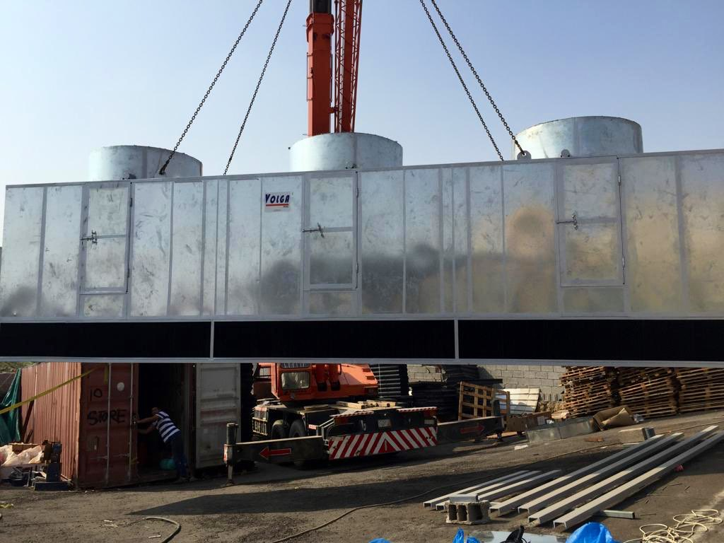 Installation & Maintenance Of Cooling Tower